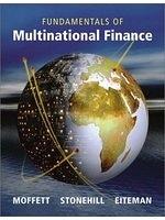 二手書博民逛書店 《Fundamentals of multinational finance》 R2Y ISBN:0201844842│MichaelH.Moffett