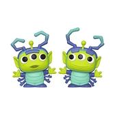 【 Funko 】POP迪士尼 皮克斯 三眼怪角色扮演系列 蟲蟲危機 Tuck & Roll 2入組(FK48549) / JOYBUS玩具百貨
