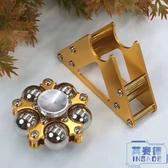 摩天輪指尖陀螺經典款鋁合金減壓玩具【英賽德3C數碼館】