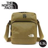 【The North Face 6.5L超輕耐磨斜背包《卡其》】2SAE/側背包/單肩包/休閒背包