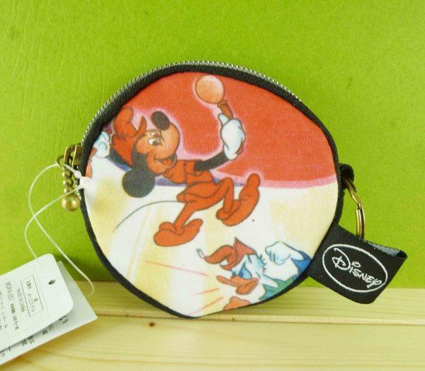 【震撼精品百貨】Micky Mouse_米奇/米妮 ~造型零錢包-圓魔法
