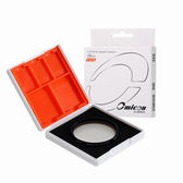 Omicon 奧美肯 58mm MC UV 使用2mm厚度 德國SCHOTT鏡片 抗靜電 抗UV鏡  【100%台灣製】