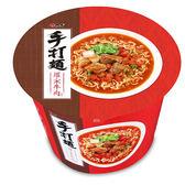 《手打麵》羅宋牛肉風味桶麵【愛買】