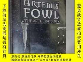 二手書博民逛書店Artemis罕見Fowl:The Arctic Inciden