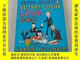 二手書博民逛書店SISTERS罕見SUPER CREEPS AND SLUSHY GUSHY LOVE SONGS:姐妹超級爬行和