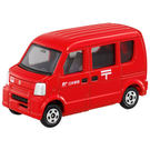 TOMICA 多美小汽車NO.068 郵便車