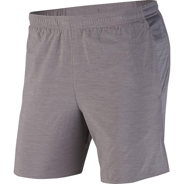 NIKE 短褲 DRY CHALLENGER 灰 後口袋 側LOGO 透氣 排汗 慢跑 男 (布魯克林) AJ7688-057