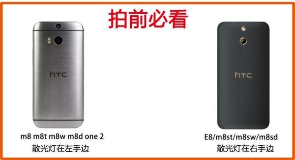 HTC M8手機套one E8保護皮套 M8D原裝智能立顯手機殼M8SD外殼