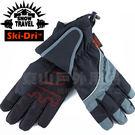 Snow Travel雪之旅 AR-73_黑色 SKi-Dri防風防水薄款觸控手套