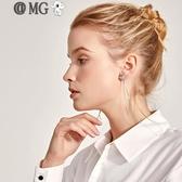 MG 耳環女-個性流蘇耳環女韓國氣質長款耳飾品簡約耳夾百搭耳墜純銀耳釘