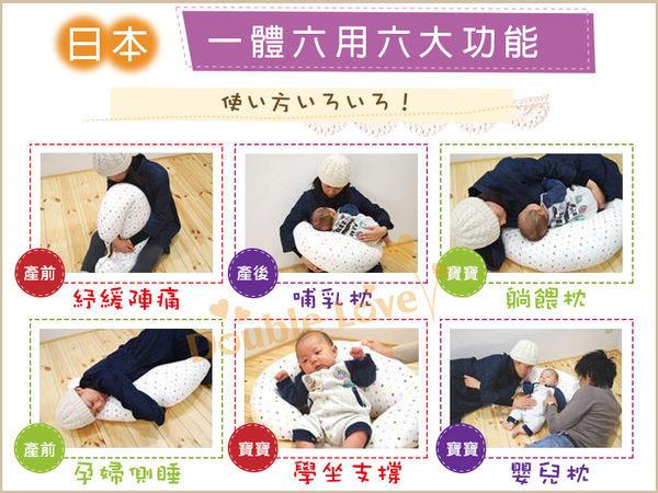 日本機能型哺乳枕(臺灣總代理) SANDESICA加長哺乳枕 孕婦枕 支撐枕 月亮枕側睡枕 彌月禮【FA0002】