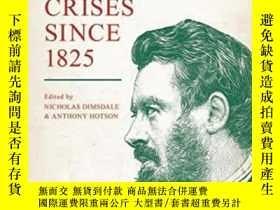 二手書博民逛書店British罕見Financial Crises Since 1825Y364682 不祥 Oxford U
