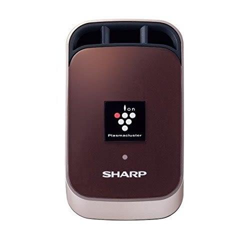 【現貨】SHARP 夏普 負離子空氣淨化器 搭載負離子群空氣淨化技術25000 IG-HC1-T-棕色