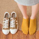 短襪 淺口 韓國 可愛夏季薄款純棉