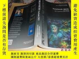 二手書博民逛書店world罕見poetry yearbook 2015(世界詩歌