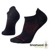 Smartwool PhD戶外輕量減震踝襪-炭黑色 【GO WILD】