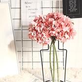 【BlueCat】仿真花 馬卡龍色 繡球花插花材料 拍照道具 插花 花藝 花材 花牆