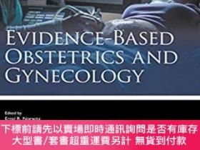 二手書博民逛書店Evidence-based罕見Obstetrics and Gynecology,循證婦產科學,第1版,英文原版
