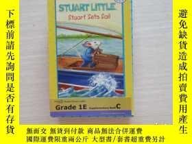 二手書博民逛書店Stuart罕見Sets Sail (I Can Read, L