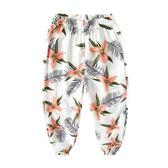 女童夏季防蚊褲兒童洋氣燈籠褲