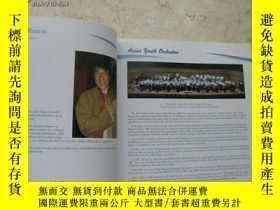 二手書博民逛書店節目單罕見Asian Youth Onchestra 2007【