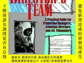 二手書博民逛書店The罕見Film Director s TeamY364682 Silver, Alain  Ward, E