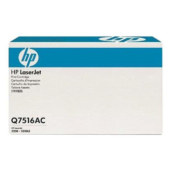 Q7516A/Q7516AC HP 16A 原廠碳粉匣 適用 LJ5200L/5200N/5200TN系列