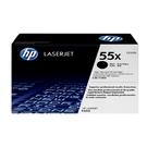 HP 55X CE255X 原廠黑色碳粉匣 適用於P3015x