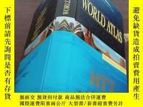 二手書博民逛書店WORLD罕見ATLAS countries of the worldY12880 HTT