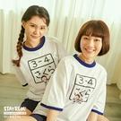 STAYREAL x 櫻桃小丸子 小丸子元氣寬版T