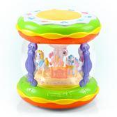 寶寶智慧燈光早教機幼兒童0-1-2-3歲 嬰兒0-3-6-12個月音樂玩具 igo