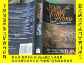 二手書博民逛書店LEES罕見TERRIBLE SWIFT SWORD可怕的快速劍 書名詳情如圖 37-4Y20079 可怕的快