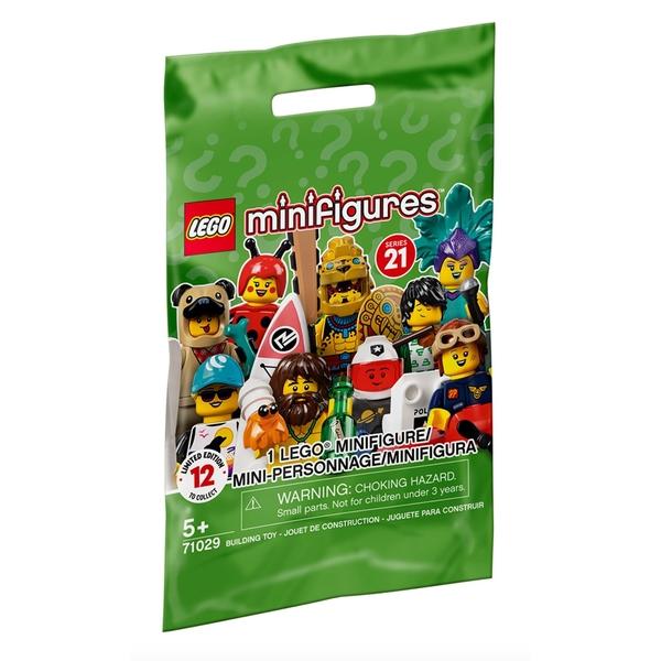 LEGO樂高 樂高人偶包 第 21 代_LG71029