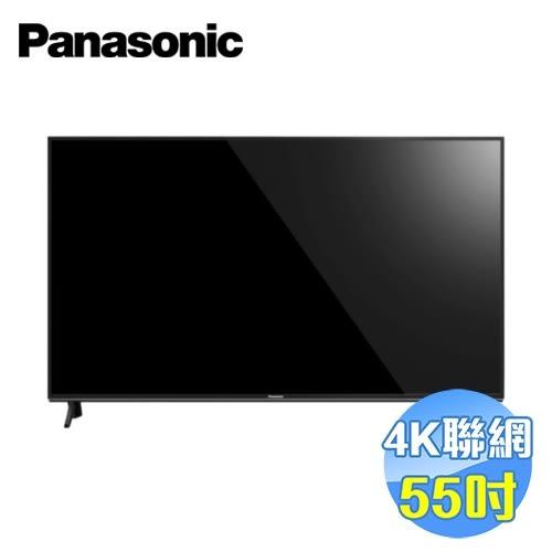 國際 Panasonic 55吋4K液晶電視 TH-55FX600W