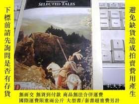 二手書博民逛書店GRIMM罕見. SELECTED TALES 格林童話精選Y2