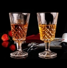 酒杯 弗萊文茨無鉛水晶玻璃紅酒杯威士忌高腳杯洋酒杯葡萄酒杯酒瓶酒具【快速出貨八折鉅惠】