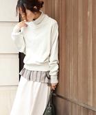 出清 高領上衣 內刷毛 衛衣 USA美國棉 日本品牌【coen】