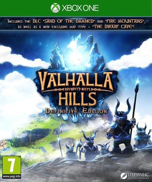 X1 Valhalla Hills - Definitive Edition 工人創世紀:最終版(美版代購)