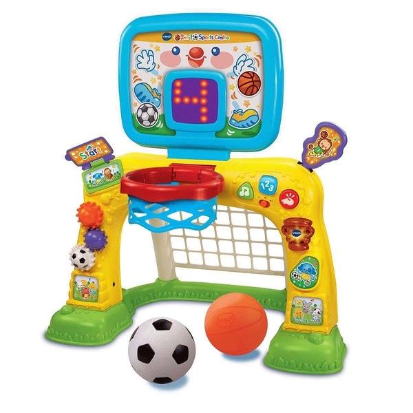 【 Vtech 聲光玩具 】多功能互動感應運動球場 / JOYBUS玩具百貨
