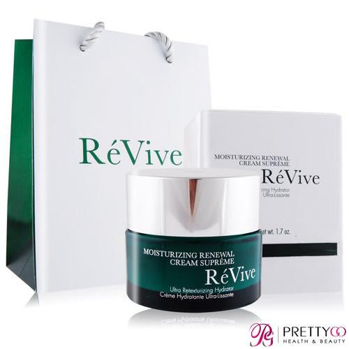 ReVive 光采再生活膚霜(滋潤型)(50ml)加送品牌提袋【美麗購】