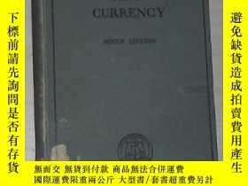 二手書博民逛書店英文原版罕見Banking and Currency 9th E