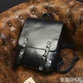 後背包 正韓包書包電腦包背包男士女旅行包時尚包休閑包男包