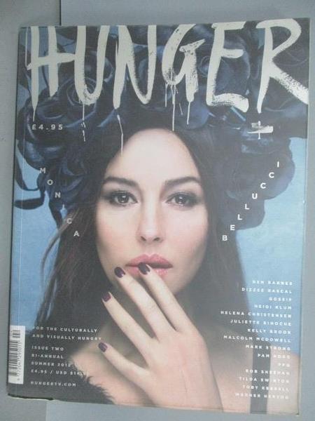 【書寶二手書T8/藝術_PLE】The Hunger_Issue 2 Summer 2012