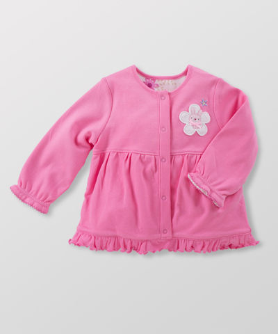 Hallmark Babies 小兔花園長袖雙面穿外套 HC3-E02-14-BG-MS