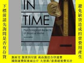 二手書博民逛書店Hearing罕見In Time: Psychological