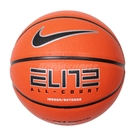 Nike 籃球 Elite All Court 2.0 8P No.7 橘 黑 標準7號球 室內 室外 【ACS】 N100408885-507