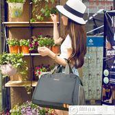 運動包 大容量手提旅行包女男側背短途旅游包出差行李包韓潮旅行袋健身包 潮先生