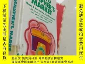 二手書博民逛書店1996罕見Photographer s Market:Wher