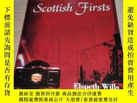 二手書博民逛書店Scottish罕見Firsts: A Celebration