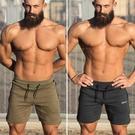 休閒短褲 肌肉新款運動短褲男跑步健身三分褲子休閒寬鬆彈力褲子兄弟潮